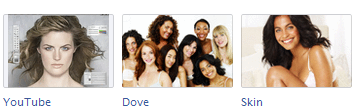 dove New Facebook Pages: Application Icon Examples