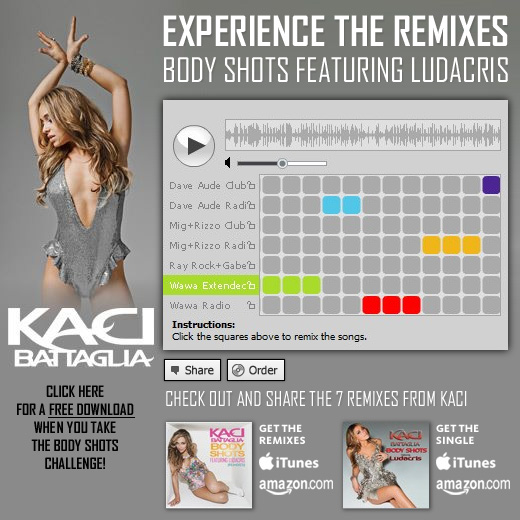 kaciremixapp Application Spotlight: David Crowder Remix App
