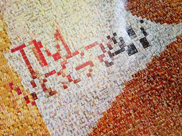 twitter mosaic, instagram mosaic, poster mosaic