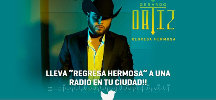 Gerardo Ortiz Twitter Radio Request