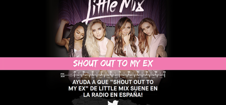 Little Mix Twitter Radio Request App (Spanish)