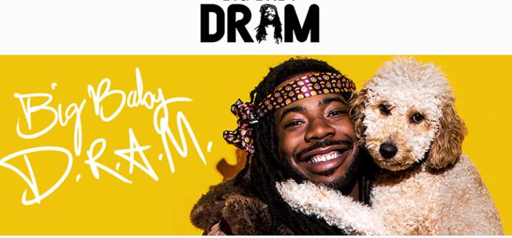 D.R.A.M. #BigBabyDram Photobooth