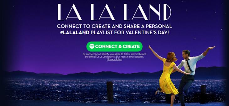 La La Land Spotify Playlist Generator