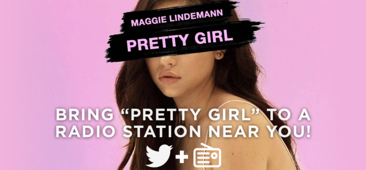 Maggie Lindermann Radio Request Campaign