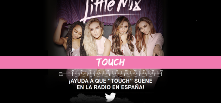 Little Mix Radio App (Touch)