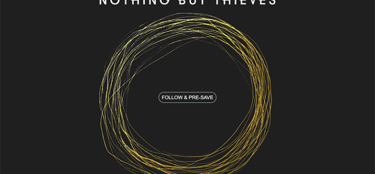 Nothing But Thieves Pre-Save for Spotify