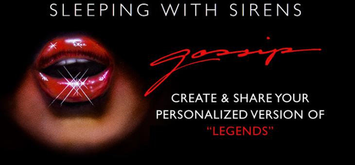 Sleeping with Sirens Video UGC