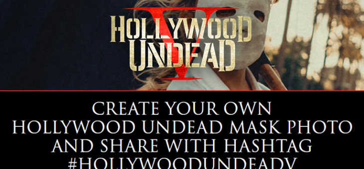 Hollywood Undead Photo Booth