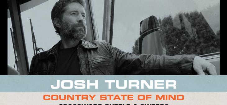 Josh Turner – Crosswords Contest